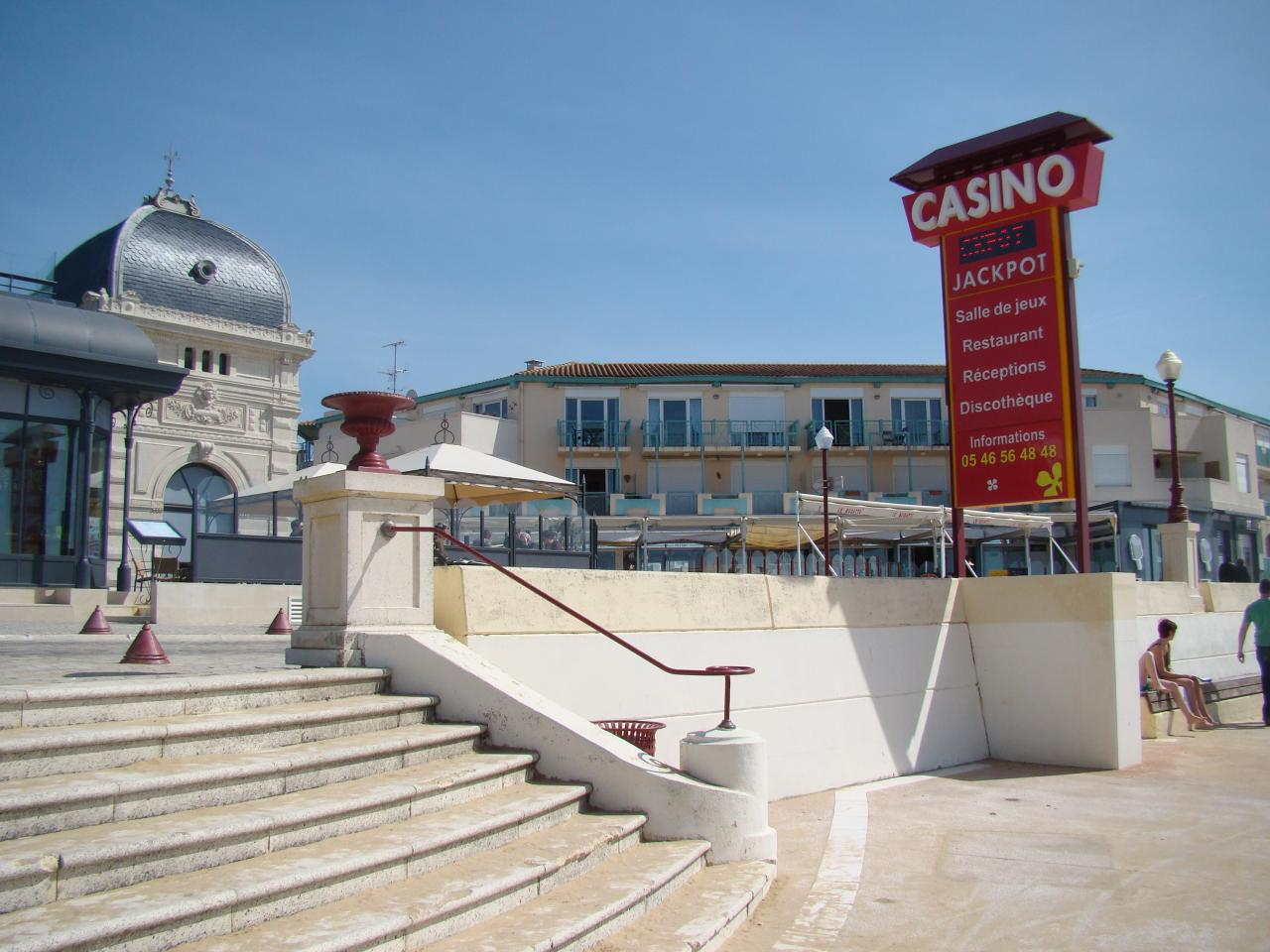 Chatelaillon plage le casino cmt17 e coeffe - Office de tourisme chatelaillon plage ...