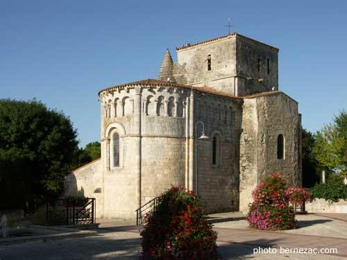 Vaux sur Mer - Eglise 2
