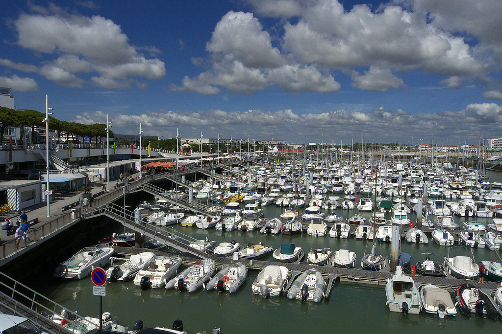 Royan, port de plaisance 2