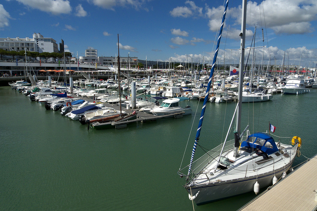 Royan, port de plaisance 4