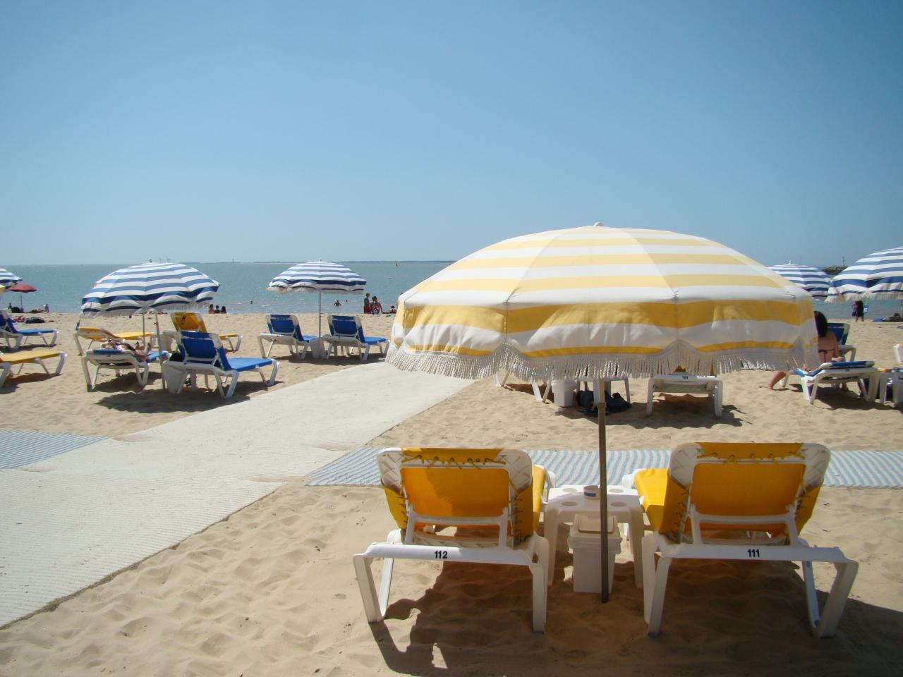 ROYAN - Transat sur la plage © CMT17 E.COEFFE